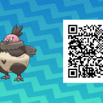 Pokemon Sun and Moon How To Get Vullaby
