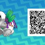 176 Pokemon Sun and Moon Orangur QR Code