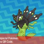 205 Pokemon Sun and Moon Zygarde QR Code