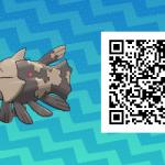 262 Pokemon Sun and Moon Ralicanth QR Code