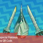 297 Pokemon Sun and Moon Celesteela QR Code