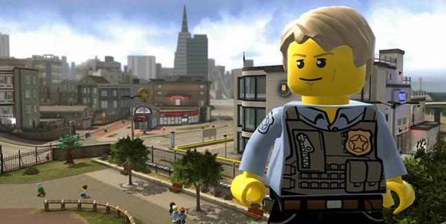 LEGO City Undercover Screen