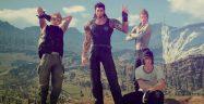 Final Fantasy XV Mobile MMO
