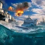 World of Warships British Cruisers Wallpaper