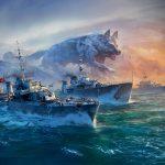 World of Warships German Destroyers Wallpaper