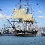 World of Warships US Navy Birthday 2016 Wallpaper