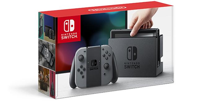 Nintendo Switch Boxart
