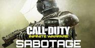 Call of Duty: Infinite Warfare Sabotage Cheats