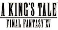 A King's Tale: Final Fantasy XV Logo