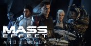 Mass Effect Andromeda Squad logo