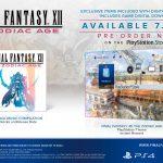Final Fantasy XII: The Zodiac Age Digital Edition