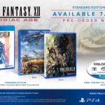 Final Fantasy XII: The Zodiac Age Standard Edition