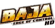 Baja: Edge of Control HD Logo