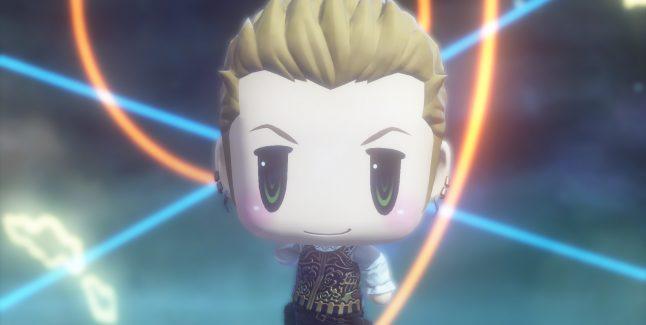 World of Final Fantasy Balthier Screen 1