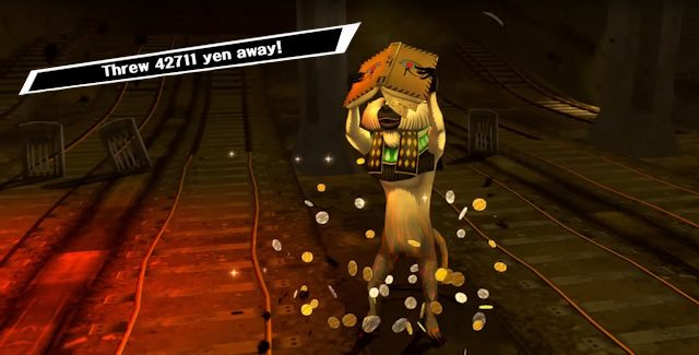 Persona 5 Money Cheat