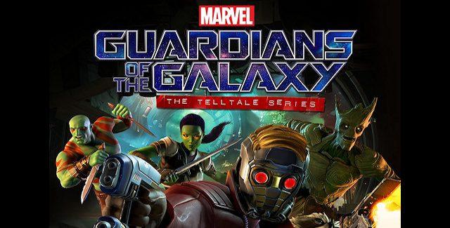 Telltale Guardians of the Galaxy Walkthrough
