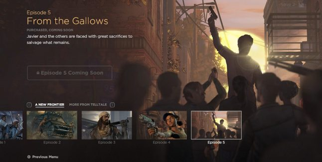 The Walking Dead: Season Two - Apps on Google Play