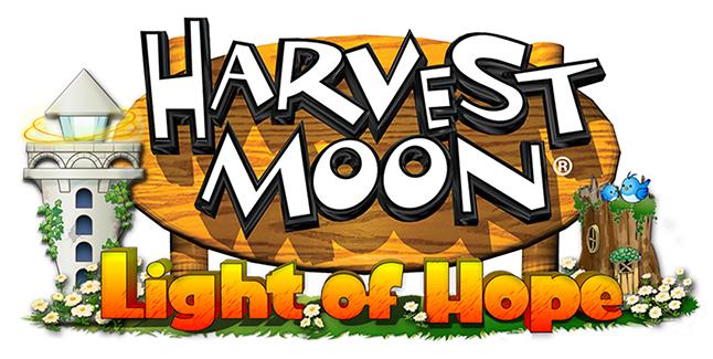 Harvest Moon: Light of Hope Logo