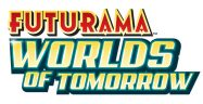 Futurama: Worlds of Tomorrow Logo