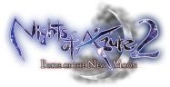 Nights of Azure 2: Bride of the New Moon Logo