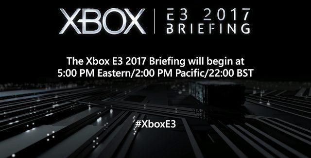 E3 2017 Microsoft Press Conference Roundup