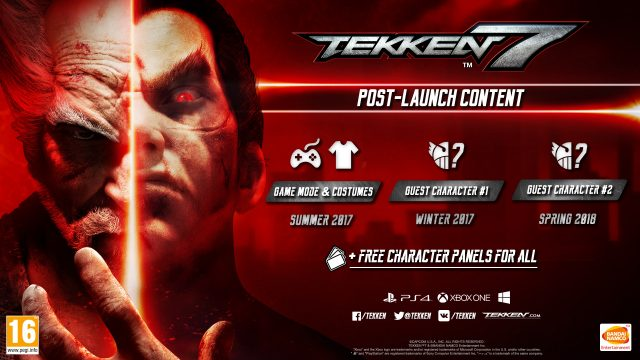 Tekken 7 How To Unlock DLC Characters