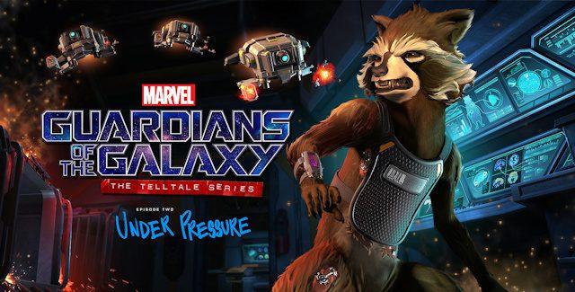 Telltale Guardians of the Galaxy Episode 2 Walkthrough