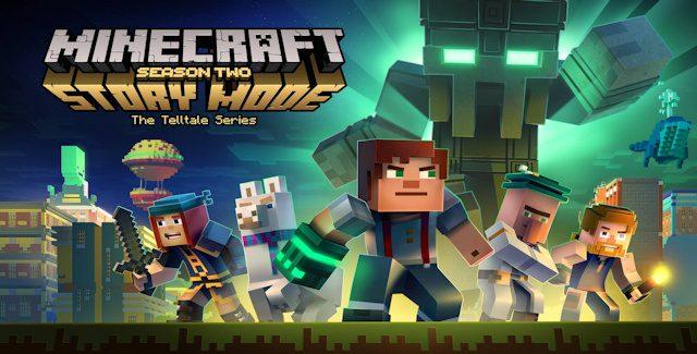 Minecraft: Story Mode Season 2 Walkthrough