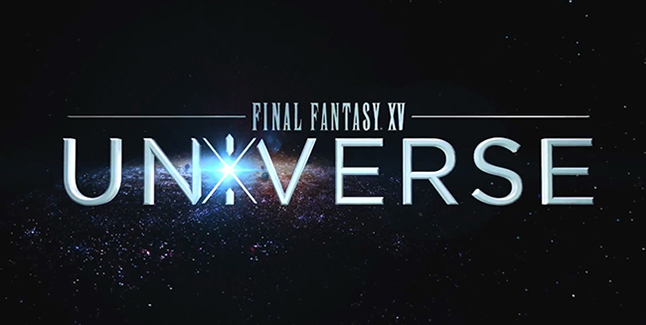 Final Fantasy XV Universe Banner