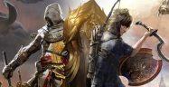Final Fantasy XV x Assassin's Creed Collaboration Banner