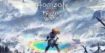 Horizon Zero Dawn The Frozen Wilds Banner