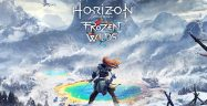 Horizon Zero Dawn The Frozen Wilds Banner