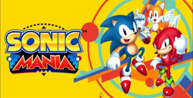 Sonic Mania Walkthrough