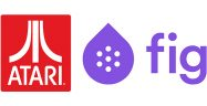 Atari and Fig Logos