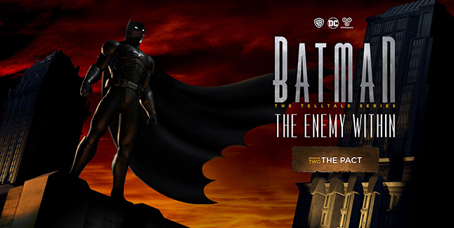 Batman The Enemy Within The Telltale Series Episode 2 Banner
