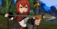 Fire Emblem Warriors anna Banner