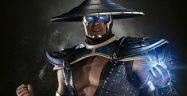 Injustice 2 Raiden Banner