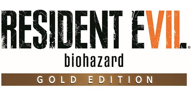 Resultado de imagem para Resident Evil 7 - Gold Edition logo