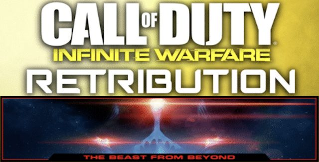 Call of Duty: Infinite Warfare Retribution Easter Eggs