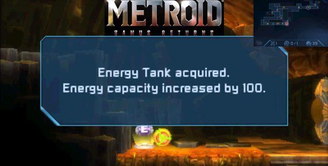 Metroid: Samus Returns Energy Tanks Locations Guide