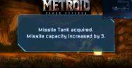 Metroid: Samus Returns Missile Tanks Locations Guide