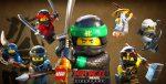 The Lego Ninjago Movie Videogame Unlockable Characters