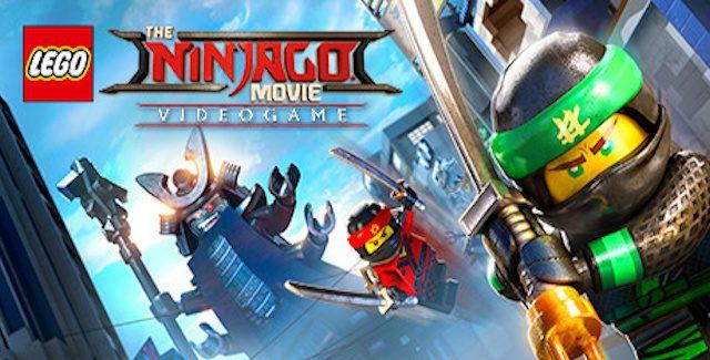 The Lego Ninjago Movie Videogame Walkthrough
