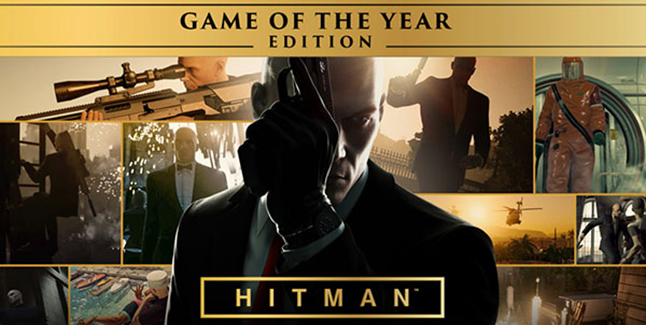 Hitman Game of the Year Edition Banner
