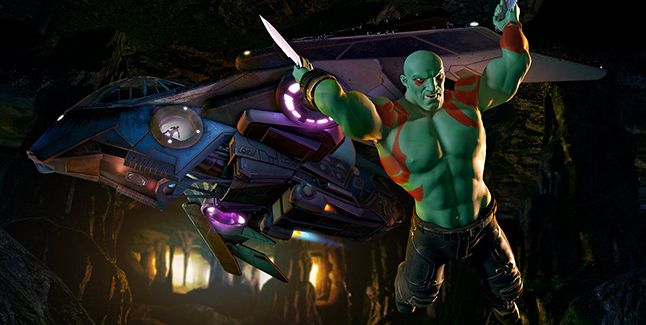 Marvel's Guardians of the Galaxy The Telltale Series Episode 4 Banner