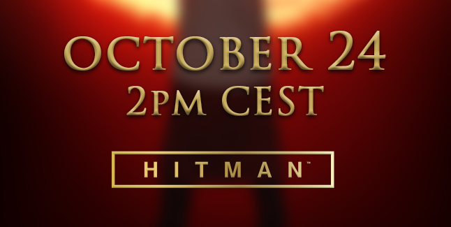 New Hitman Content Banner
