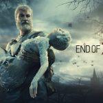 Resident Evil 7 End Zoe New Key Art