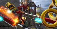 Sonic Forces Hero Character Banner