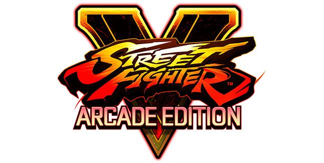 Street Fighter V Arcade Edition Logo