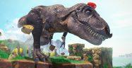 Super Mario Odyssey Dinosaur Banner